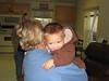 Seth greets his Grandma Jane
