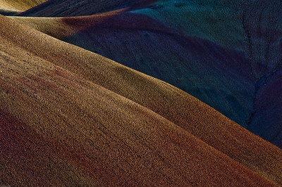 Painted Hills, John Day Fossil Beds National Monument,