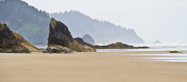 2013 - Hug Point, Oregon