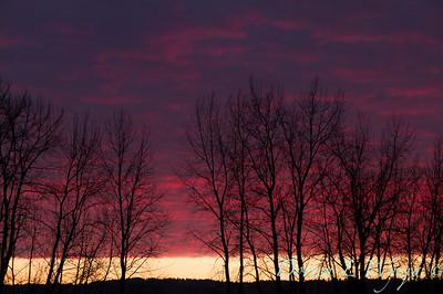 Sunset sky_0132