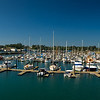 Newport bay marina, Oregon