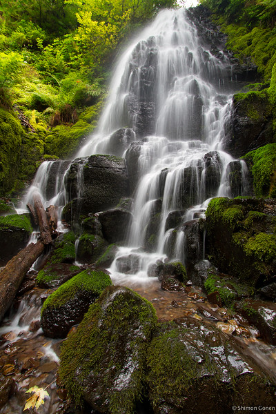 Fairy Falls, Oregon