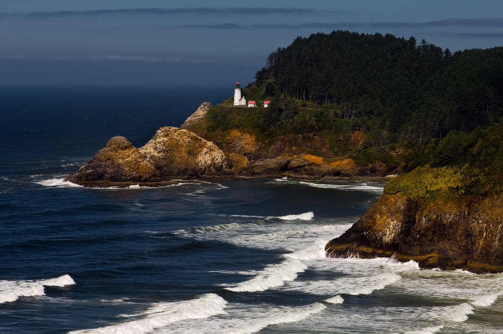 Heceta Head, Oregon Coast