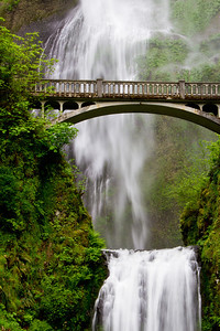 2013 - Multnomah Falls, Oregon