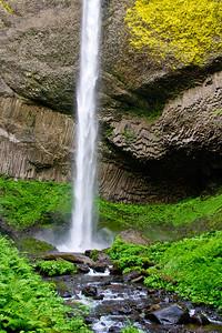 2013 - Lower Latourel Falls, Oregon