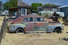 A vintage Junker in the yard, Shaniko OR