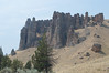 Another part of the Palisades formation in the Clarno unit of the John Day Fossil Beds National Monument