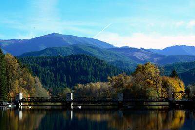 Bridge - Oregon Travel Photography - USA