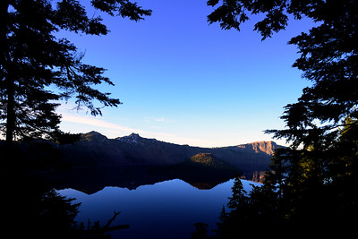 Oregon Travel Photography - Crater Lake National Park
