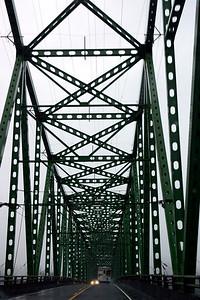 Astoria Bridge - Astoria - Oregon - USA