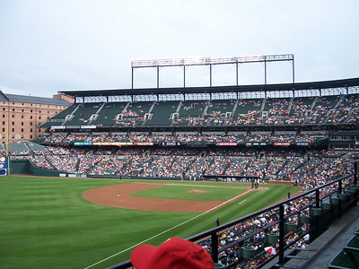 Camden Yards.  Beautiful place.