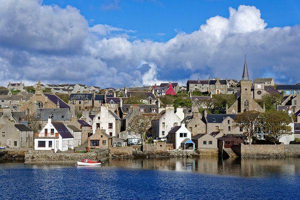 Stromness, Orkney.