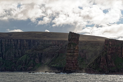 The Old Man of Hoy, Orkney.