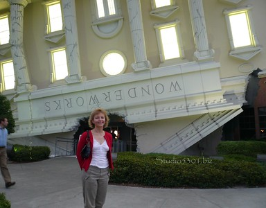 Pat at Wonderworks