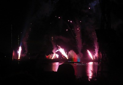 Epcot fireworks 4