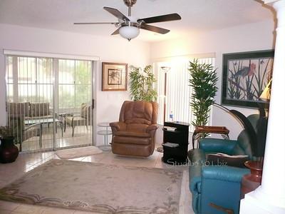 Recline in Bill's Living room