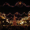 Magic Kingdom main street all decked out for the Holidays!