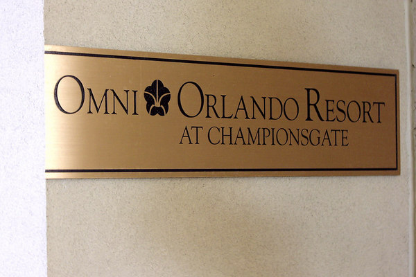 "<font size=""3"">The Omni is a combination resort and conference center.  It's located well away from most of the Orlando attractions.</font>"