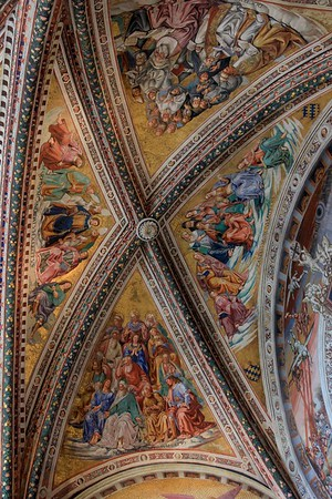 Orvieto and Siena Italy, summer 2015