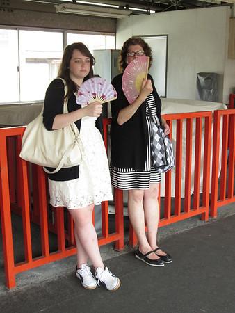 Osaka, Japan Shrine, Philosopher's Walk, and Downtown