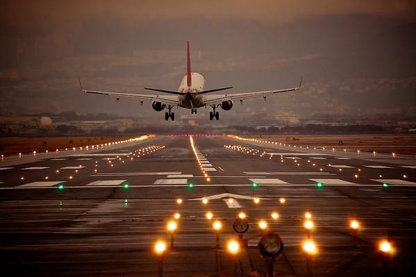 Osaka Runway 32L