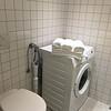 Bjørvika Apartments:  33 Platous Gate. Bathroom.