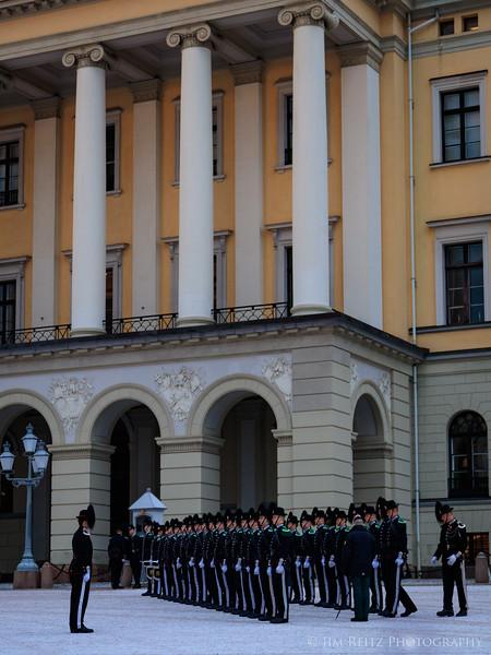 Royal Palace - Oslo, Norway