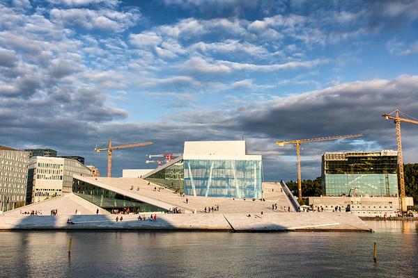 Oslo & the Lofoten Is, September 2018