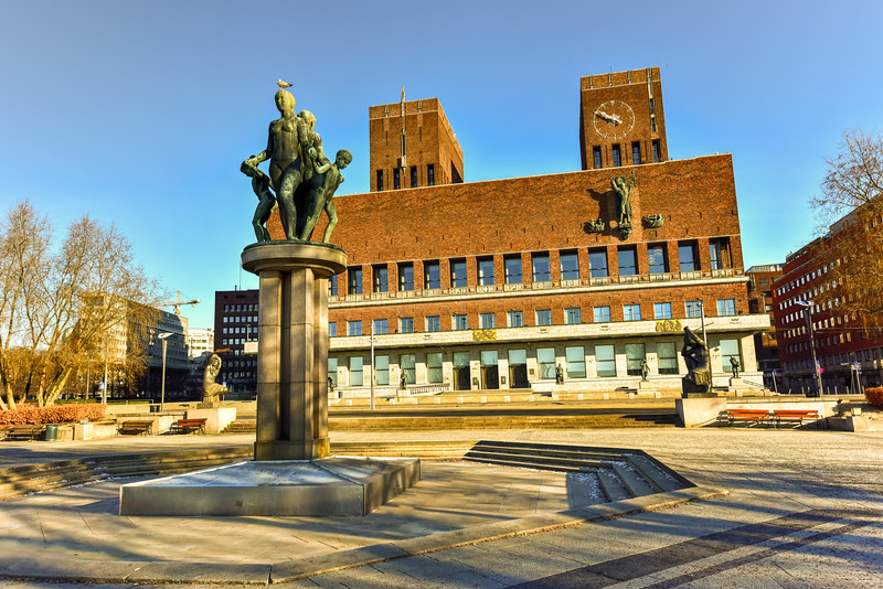 Oslo City Hall - Norway