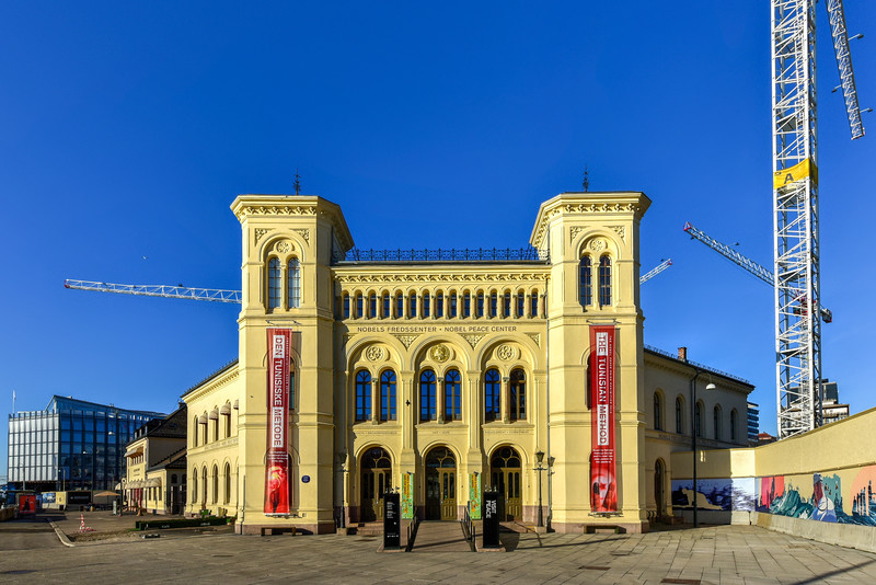 Nobel Peace Center - Oslo, Norway
