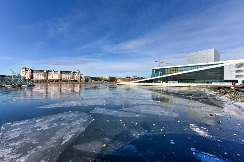 Oslo Opera House - Norway