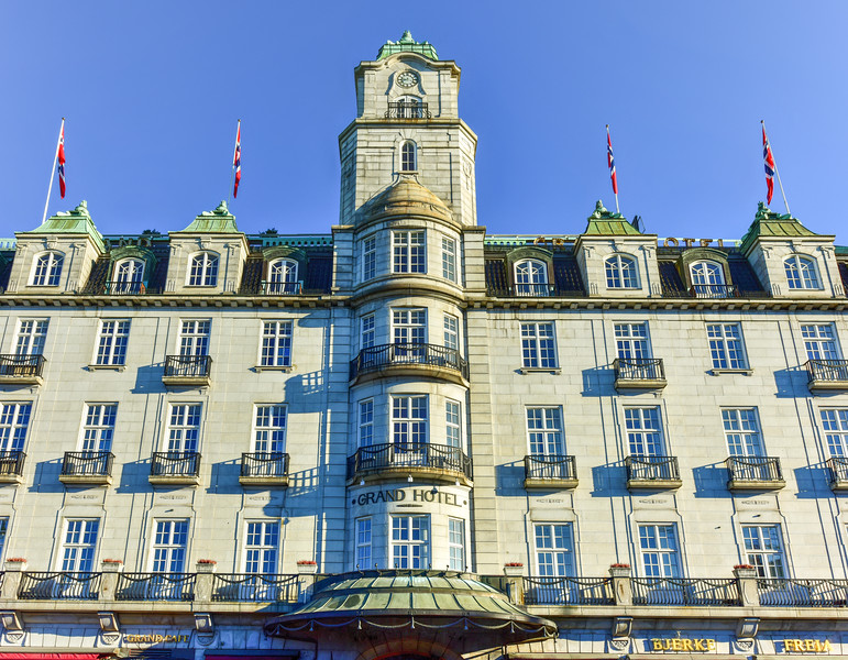 Grand Hotel - Oslo, Norway