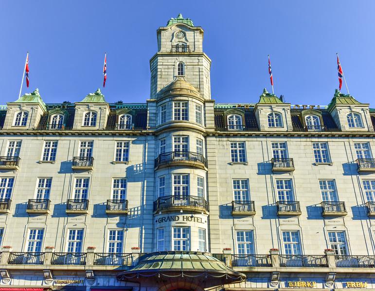Grand Hotel - Oslo, Norway