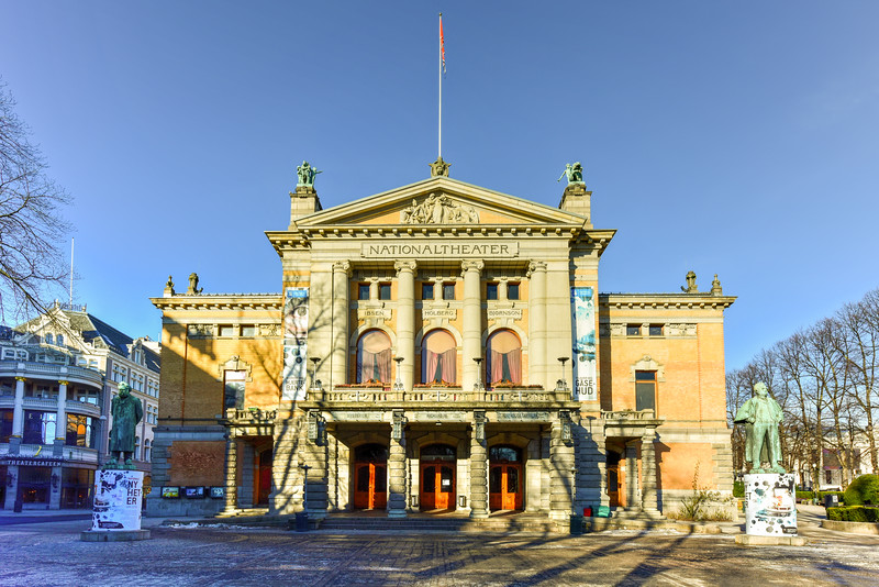 National Theatre of Oslo, Norway