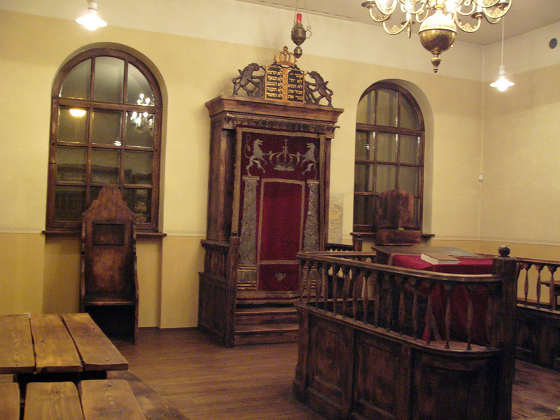 Oswiecim synagogue