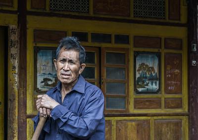 a resident of Dong Lian Hua