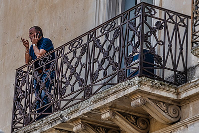 A citizen of Lecce