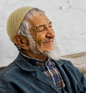 One of the village elders