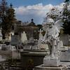 Graves in el Cementerio de Cristóbal Colón