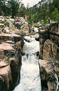 Sonora Pass Waterfall 04