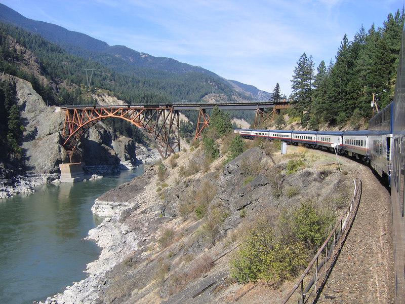 Approaching a CN bridge