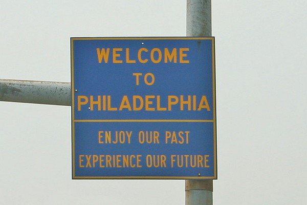 Philadelphia - home of Independence Hall and the Liberty Bell.
