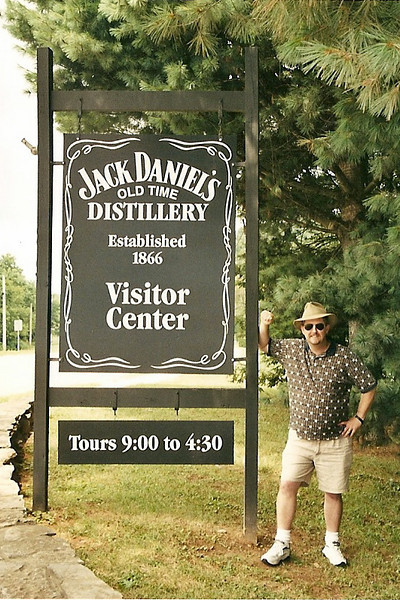 Jack Daniel's Distillery in Lynchburg, TN.  What a cool, quaint little town Lynchburg is.  They have the neatest old time hardware store and most gorgeous old courthouse in the town square.