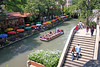 San Antonio Riverwalk.