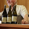 """Don uses three clones to make his Pinot Noir. He does a separate bottling of each clone and then a blend for this wonderful """"Three Clone"""" Pinot Noir. The 09 Three Clone was one of the best Pinots of our first three days tasting."""