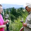 Don Lange is a poet, musician, businessman, and winemaker.