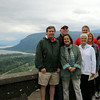 The obligatory group shot at the Gorge!
