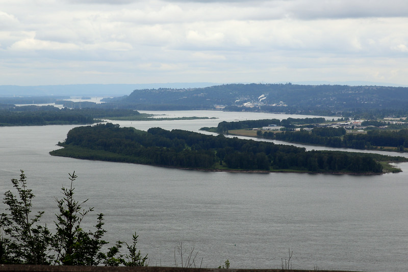 Here is another Crown Point view, essentially looking opposite direction.