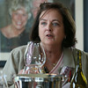 "Sally asks a question about Hawk's View's awesome ""white"" Pinot Noir."