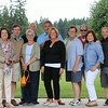 Our final shot of the trip at Hawk's View Cellar Winery. It was the perfect group for my first Grape Sense winery tour!